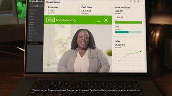 QuickBooks Live TV Spot, 'Gaming: Plant' - Thumbnail 4