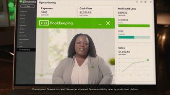 QuickBooks Live TV Spot, 'Gaming: Plant' - Thumbnail 5