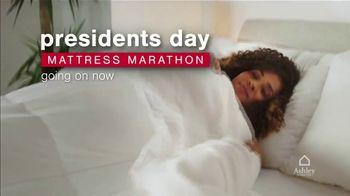 Ashley HomeStore Presidents Day Mattress Marathon TV Spot, 'No Interest, $300 Ashley Cash' - Thumbnail 3