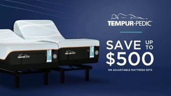 Tempur-Pedic TV Spot, 'Transformative Sleep: $500 on Adjustable Sets' - Thumbnail 9