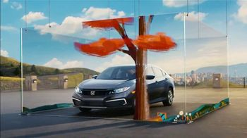2020 Honda Civic TV Spot, 'Fun and Sporty: Responsive Performance' [T2] - 37 commercial airings