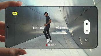 Samsung Mobile S21 Ultra 5G TV Spot, 'Introducing'