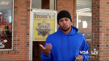 VISA TV Spot, 'Support the Home Team' Featuring Saquon Barkley - Thumbnail 10
