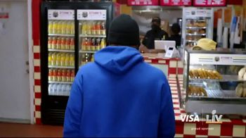 VISA TV Spot, 'Support the Home Team' Featuring Saquon Barkley - Thumbnail 5