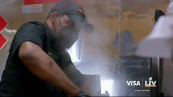 VISA TV Spot, 'Support the Home Team' Featuring Saquon Barkley - Thumbnail 7