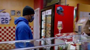 VISA TV Spot, 'Support the Home Team' Featuring Saquon Barkley - Thumbnail 8