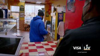 VISA TV Spot, 'Support the Home Team' Featuring Saquon Barkley - Thumbnail 9