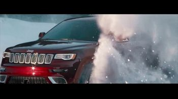 2021 Jeep Grand Cherokee TV Spot, 'Unpredictable Winter' [T2]