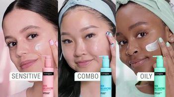 Neutrogena Skin Balancing Cleansers TV Spot, 'Loves Me' Featuring Lana Condor
