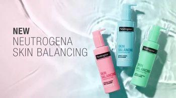 Neutrogena Skin Balancing Cleansers TV Spot, 'Loves Me' Featuring Lana Condor - Thumbnail 3