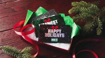Dick's Sporting Goods TV Spot, 'Holidays: Fleece, Hydro Flasks, Yeti, Golf Balls and Gift Cards' - Thumbnail 8
