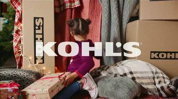 Kohl's TV Spot, 'Holiday Gifts: Smart Home, Sleepwear & Fleece' - Thumbnail 1