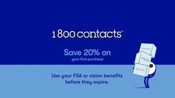 1-800 Contacts TV Spot, 'Alison: Express Exam Online: 20% Off + Vision Benefits' - Thumbnail 6