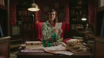 1-800 Contacts TV Spot, 'Alison: Express Exam Online: 20% Off + Vision Benefits' - Thumbnail 2