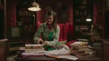 1-800 Contacts TV Spot, 'Alison: Express Exam Online: 20% Off + Vision Benefits' - Thumbnail 3