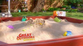 Goldfish TV Spot, 'The Great Outdoors: Jousting Match' - Thumbnail 1