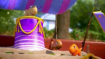 Goldfish TV Spot, 'The Great Outdoors: Jousting Match'