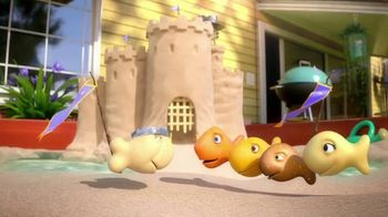 Goldfish TV Spot, 'The Great Outdoors: Jousting Match' - Thumbnail 8