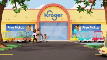 The Kroger Company TV Spot, 'Low: Grapes, Ham and Dr Pepper' Song by Flo Rida - Thumbnail 1