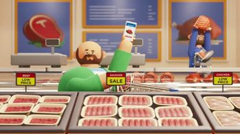The Kroger Company TV Spot, 'Low: Grapes, Ham and Dr Pepper' Song by Flo Rida - Thumbnail 3