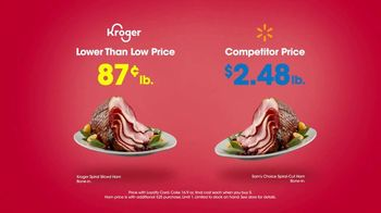 The Kroger Company TV Spot, 'Low: Grapes, Ham and Dr Pepper' Song by Flo Rida - Thumbnail 7