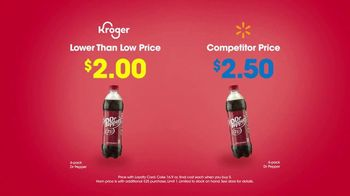 The Kroger Company TV Spot, 'Low: Grapes, Ham and Dr Pepper' Song by Flo Rida - Thumbnail 8