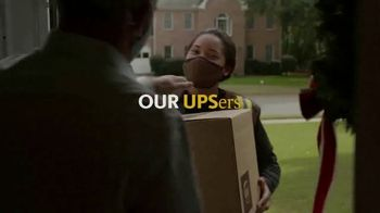 UPS TV Spot, 'Holidays: Our Extended Family' Song by Gyom - Thumbnail 6