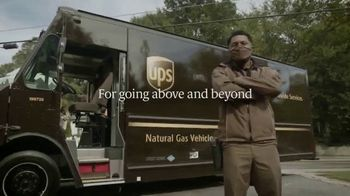 UPS TV Spot, 'Holidays: Our Extended Family' Song by Gyom - Thumbnail 8