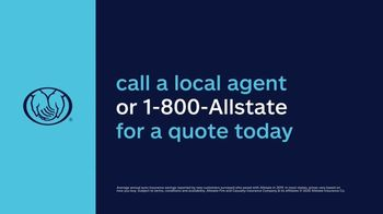 Allstate TV Spot, 'Looking to Save Money This Holiday Season?' - Thumbnail 8