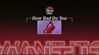 Pizza Hut TV Spot, 'How Bad Do You Want It?: Tyreek Hill' Song by Sam Spence - Thumbnail 1