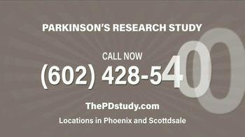 Rise Parkinson's Disease Study TV Spot, 'Reduce Off-Time Symptoms' - Thumbnail 10