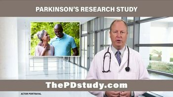 Rise Parkinson's Disease Study TV Spot, 'Reduce Off-Time Symptoms' - Thumbnail 5