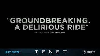 DIRECTV Cinema TV Spot, 'Tenet' - Thumbnail 3