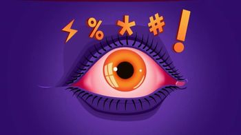 Horizon Therapeutics TV Spot, 'Pain in the Back of Your Eye'