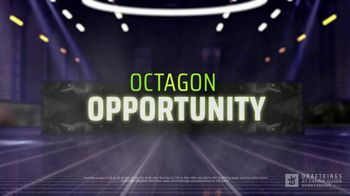 DraftKings at Casino Queen Sportsbook TV Spot, 'UFC 256: Octagon Opportunity' - Thumbnail 1
