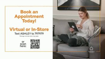 Ashley HomeStore Black Friday Sale TV Spot, 'Final Days: 25% or Special Financing and Appointments' - Thumbnail 7