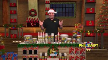 Flex Seal TV Spot, 'Holidays: Family of Products: Flex Paste'
