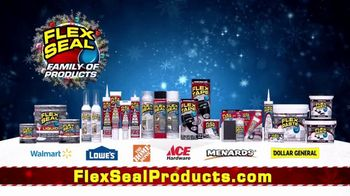 Flex Seal TV Spot, 'Holidays: Family of Products: Flex Paste' - Thumbnail 7