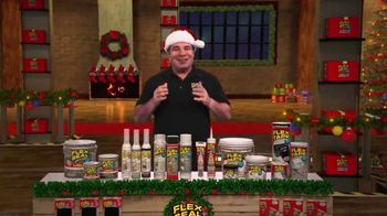 Flex Seal TV Spot, 'Holidays: Family of Products: Flex Paste' - Thumbnail 3