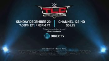 DIRECTV TV Spot, '2020 WWE Tables, Ladders, Chairs' - Thumbnail 8