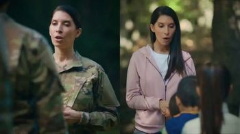 Military Officers Association of America TV Spot, 'Every Officer Has Two Families' - Thumbnail 7