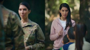 Military Officers Association of America TV Spot, 'Every Officer Has Two Families' - Thumbnail 8