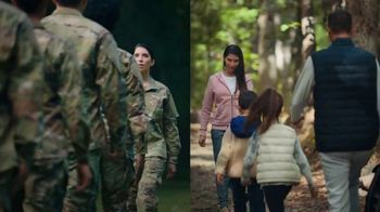 Military Officers Association of America TV Spot, 'Every Officer Has Two Families' - Thumbnail 9