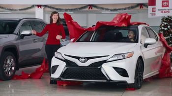 Toyota Toyotathon TV Spot, 'That's a Wrap' [T2] - 181 commercial airings