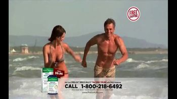 Purity Products Prelox Men's Multi TV Spot, 'Time to Step Up'