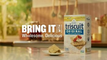 Triscuit TV Spot, 'Online Learning Snack Break' - Thumbnail 9