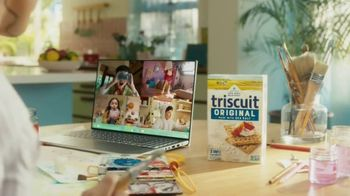 Triscuit TV Spot, 'Online Learning Snack Break' - Thumbnail 2