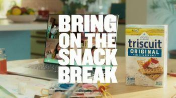 Triscuit TV Spot, 'Online Learning Snack Break' - Thumbnail 4