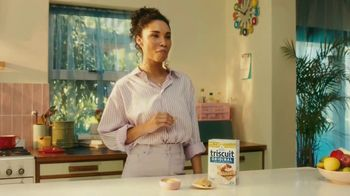 Triscuit TV Spot, 'Online Learning Snack Break' - Thumbnail 8