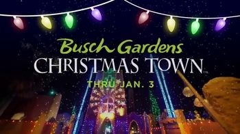 Busch Gardens TV Spot, 'Christmas Town: Annual Passes' - Thumbnail 3